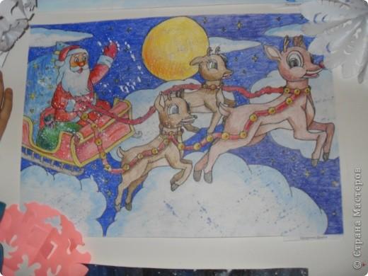 Это картины выполненные карандашом и углём(есть 2 выполненные фломастеом и несколько ручкой). фото 9