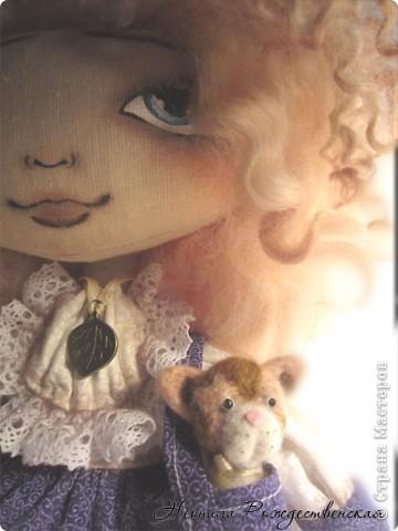 """Текстильные куклы """"Верные друзья""""  фото 8"""