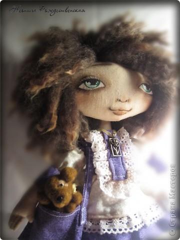 """Текстильные куклы """"Верные друзья""""  фото 9"""