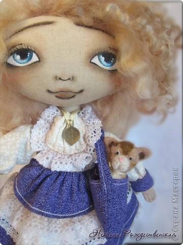 """Текстильные куклы """"Верные друзья""""  фото 6"""