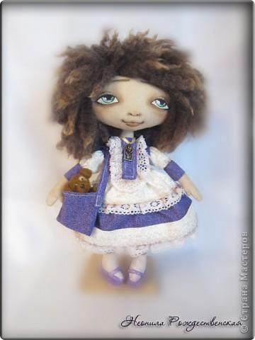 """Текстильные куклы """"Верные друзья""""  фото 5"""