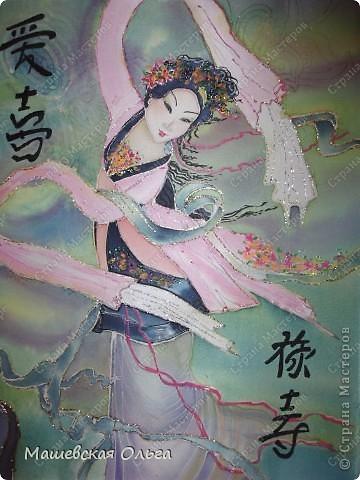 Холодный Батик. Танцующая Весна фото 1