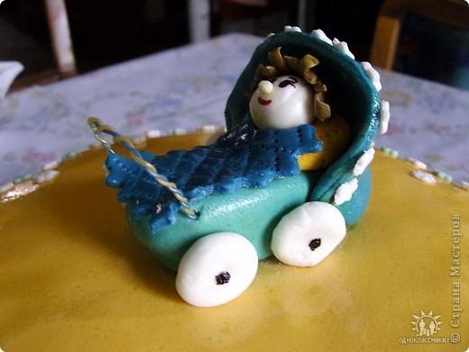 Торт на крестины моего сына фото 2