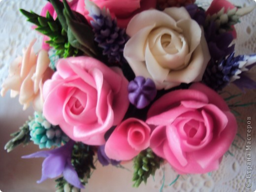 Вот такие вазочки у меня получились фото 7