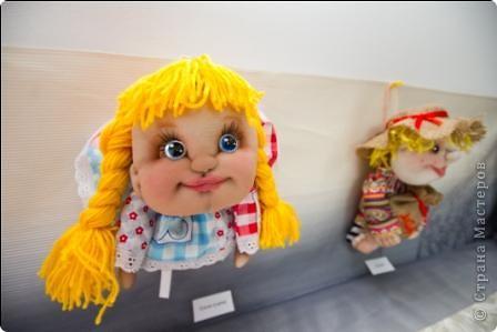 Этот фоторепортаж снят профессиональным репортером Игорем Агеенко на выставке кукол. фото 5