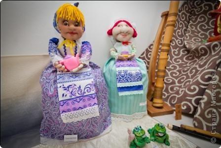 Этот фоторепортаж снят профессиональным репортером Игорем Агеенко на выставке кукол. фото 9