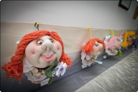 Этот фоторепортаж снят профессиональным репортером Игорем Агеенко на выставке кукол. фото 3