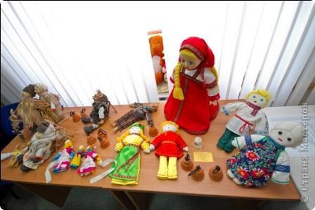 Этот фоторепортаж снят профессиональным репортером Игорем Агеенко на выставке кукол. фото 10