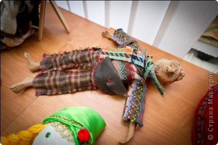 Этот фоторепортаж снят профессиональным репортером Игорем Агеенко на выставке кукол. фото 12