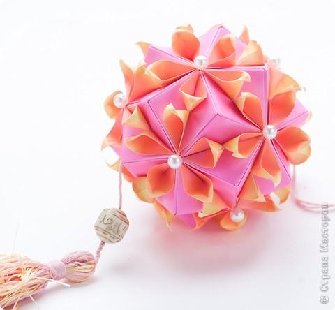 Модель: Kiss of Sakura Автор: Tanya Vysochina 30 мод, 7.5см итоговый размер 9см фото 1