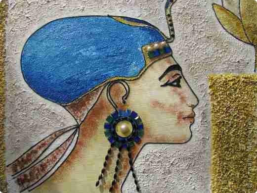 Золото и роскошь, тайны и интриги древнего Египта.И легендарная Нефертити... фото 1