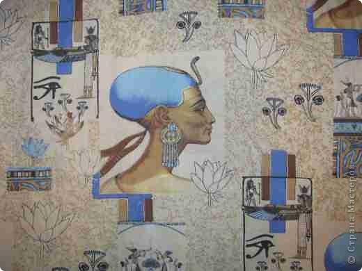 Золото и роскошь, тайны и интриги древнего Египта.И легендарная Нефертити... фото 2