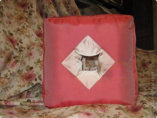 Подушка-куби, со сквозными отверстиями фото 2
