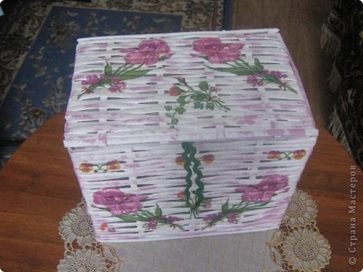 Плетенка для подружки. фото 1