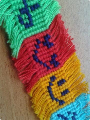 а это мои фенечки с бахромой. фото 4