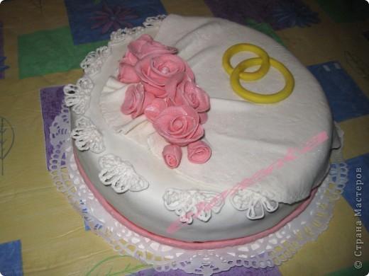 Цветочные тортики. фото 2