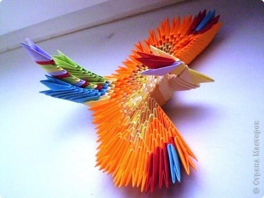 Птица счастья,подруге )Эту птичку увидела у кого то мастера,стралась сделать приблизительно похожую.  Подарила подруге,эта птица вызвала у неё бесконечный восторог!)  фото 1
