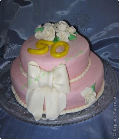 Цветочные тортики. фото 3