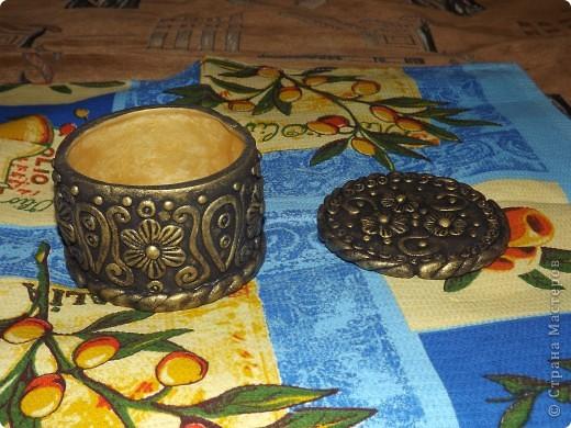 золотая шкатулка для драгоценностей фото 3