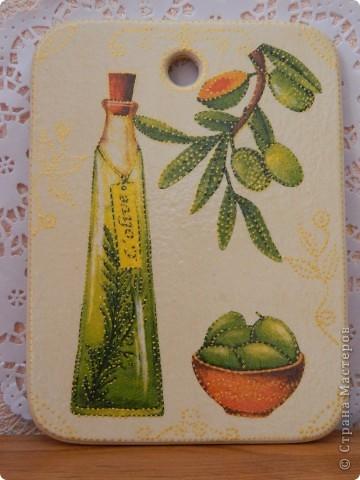 Вот кумушке еще один подарочек сделала с её любимыми оливками. фото 2