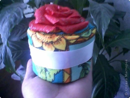 Пироженка из полотенцев фото 2