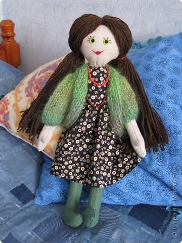 Кукла Наташа