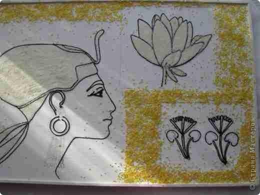 Золото и роскошь, тайны и интриги древнего Египта.И легендарная Нефертити... фото 9