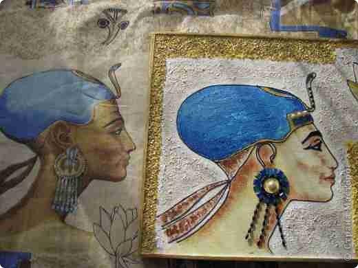 Золото и роскошь, тайны и интриги древнего Египта.И легендарная Нефертити... фото 13