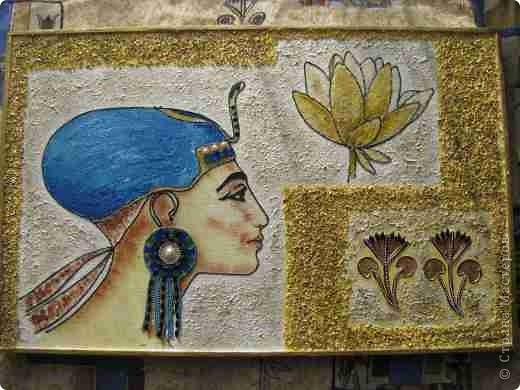 Золото и роскошь, тайны и интриги древнего Египта.И легендарная Нефертити... фото 12
