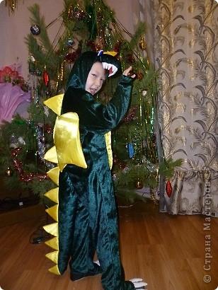 Костюм дракона. фото 1