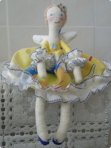 Всегда мечтала иметь такую куколку и вот...мечта сбылась!!! фото 3