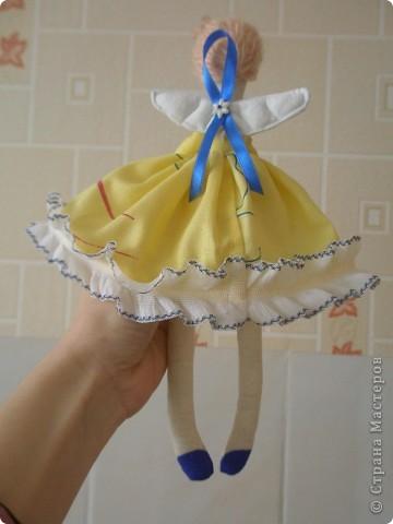 Всегда мечтала иметь такую куколку и вот...мечта сбылась!!! фото 2