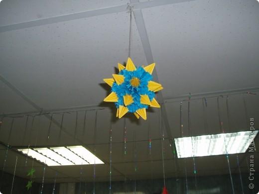 Такими игрушками укрошали рабочее место на новый год. фото 1