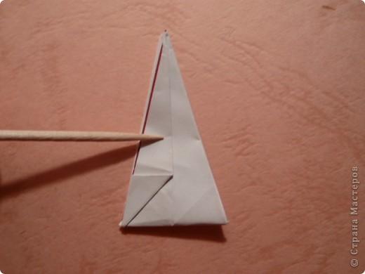 Рада всех приветствовать!  Хочу показать две новые работы. Придумались случайно.  В основе - один модуль с небольшим различием в складывании, собираются на клей.  Очень приятный шипастик с такими же длиной и глубиной шипов, как у Igel Екатерины Лукашевой.  Name: Acacia blossom Desinger: Uniya Filonova Parts: 30 Paper: 6,5*6,5 Final: ~12 sm  Joint: with glue фото 15