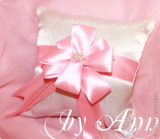 """Свадебный набор """"Розовая нежность"""" фото 3"""