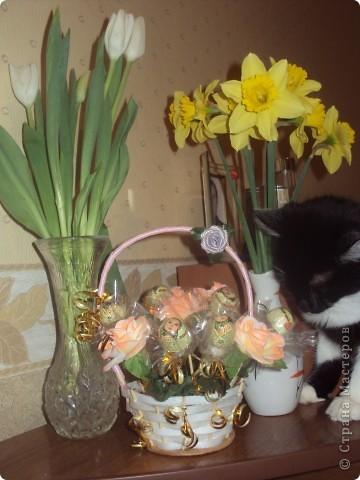Вкусный букетик)) фото 3