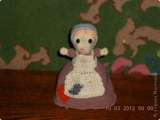 Кукла-перевертыш Золушка. фото 3