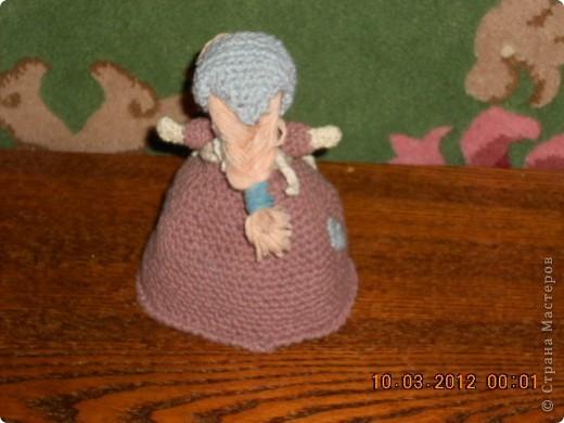 Кукла-перевертыш Золушка. фото 8