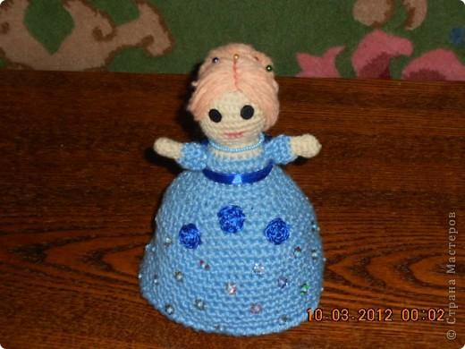 Кукла-перевертыш Золушка. фото 1