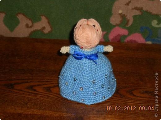 Кукла-перевертыш Золушка. фото 6