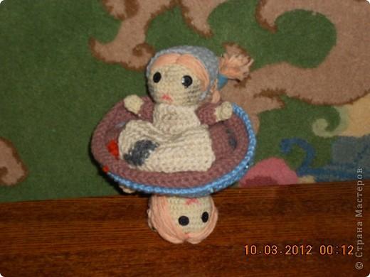 Кукла-перевертыш Золушка. фото 4