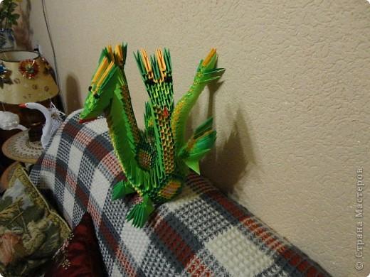 Трехголовый Змей Горыныч фото 2