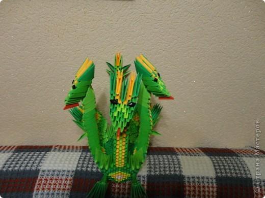 Трехголовый Змей Горыныч фото 1