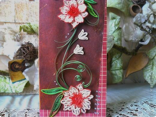 Добрый день мастерицы страны-красоты!!! Посмотрите еще мои открыточки. фото 4