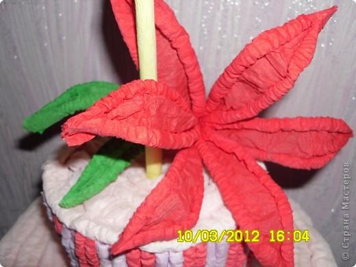 Вот мой тортик(жаль,что несъедобный) фото 2