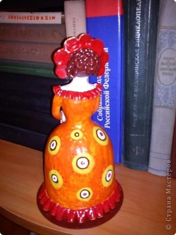 Дымковская кукла повторюшка фото 2