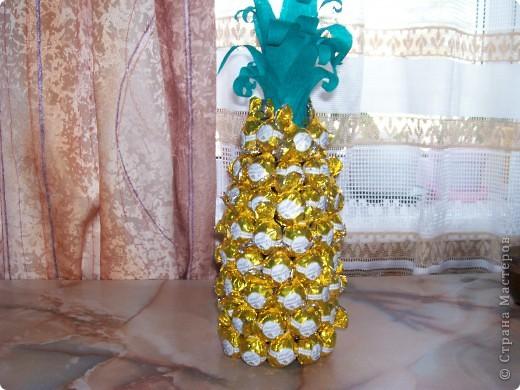 Такой экзотический фрукт был приготовлен в подарок на 23 февраля коллегам
