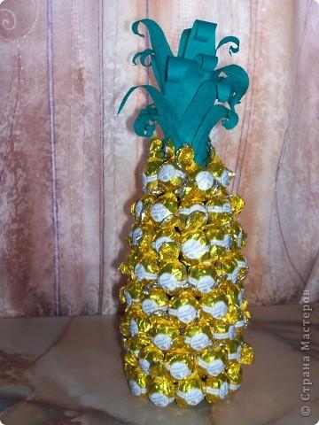 Такой экзотический фрукт был приготовлен в подарок на 23 февраля коллегам фото 2