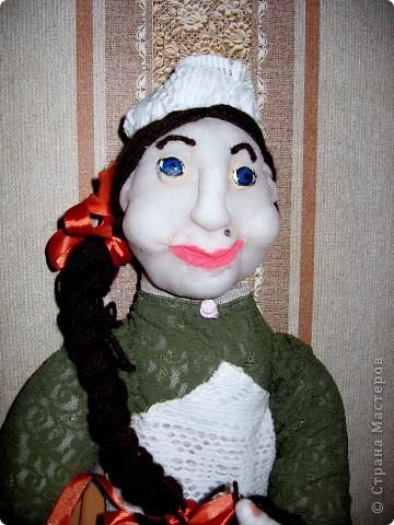 кукла пакетница фото 3