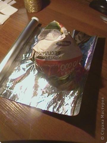 Берём три бумажные( обыкновенные ) салфетки. Не обезательно использовать многослойные. фото 19